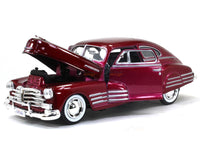 1948 Chevrolet Aerosedan Fleetline 1:24 Motormax diecast scale model car