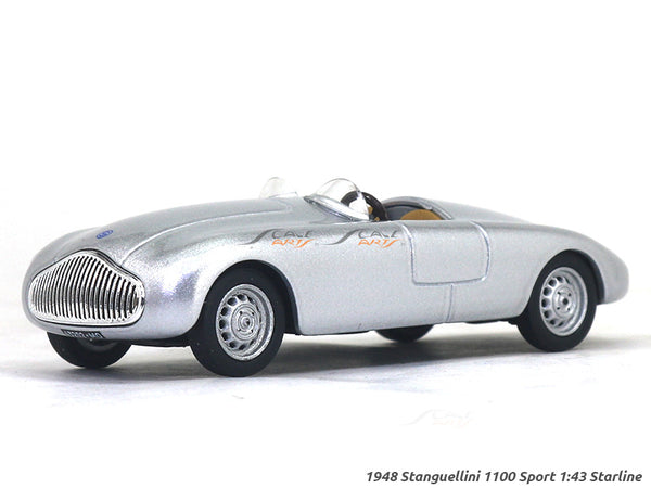 1948 Stanguellini 1100 Sport 1:43 Starline diecast scale model car