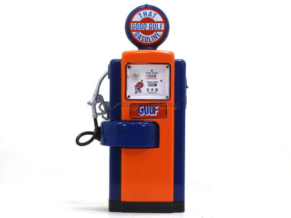 1948 Gulf Gas Pump 1:18 Greenlight diecast Scale Model car
