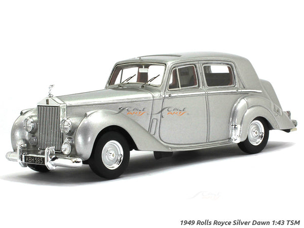 1949 Rolls-Royce Silver Dawn 1:43 TSM diecast Scale Model Car