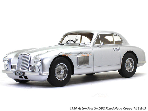1950 Aston Martin DB2 Fixed Head Coupe 1:18 BoS diecast scale model car