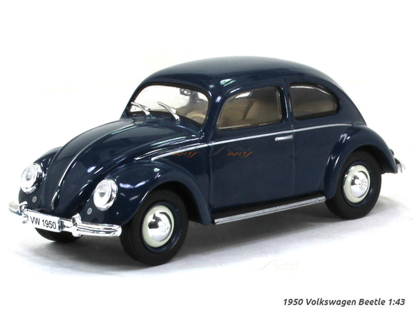 1950 Volkswagen Beetle split window 1:43 diecast Scale Model Car
