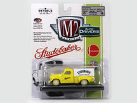 1950 Studebaker 2R Truck Chase car 1:64 M2 Machines diecast Scale Model Truck