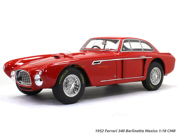 1952 Ferrari 340 Berlinetta Mexico 1:18 CMR diecast Scale Model Car
