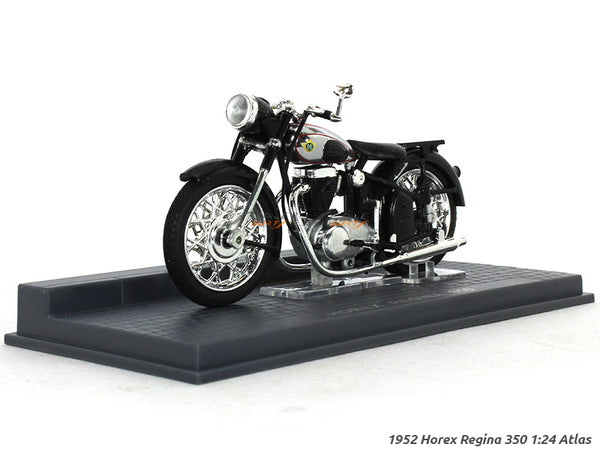 Horex Regina 350 1:24 Atlas diecast Scale Model Bike