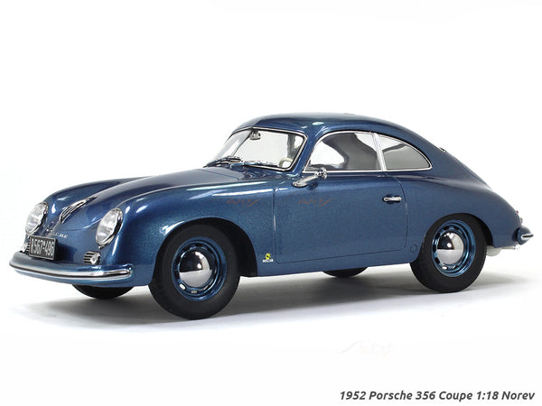 1952 Porsche 356 Coupe 1:18 Norev scale diecast hobby model