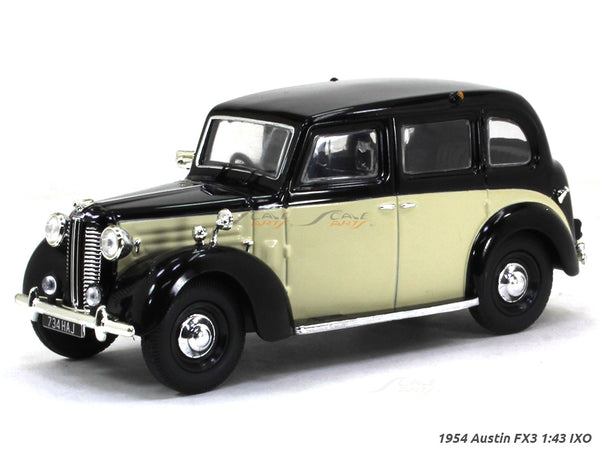 1954 Austin FX3 1:43 IXO diecast scale model car