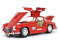 1954 Mercedes-Benz 300 SL 1:24 Bburago diecast Scale Model car