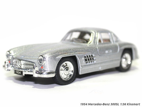 1954 Mercedes-Benz 300SL 1:36 Kinsmart diecast scale model Car
