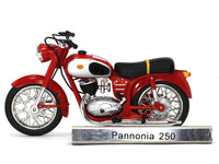 1954 Pannonia 250  1:24 Atlas diecast Scale Model Bike