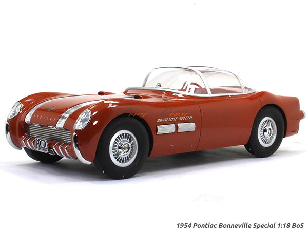 1954 Pontiac Bonneville Special 1:18 BoS scale model car