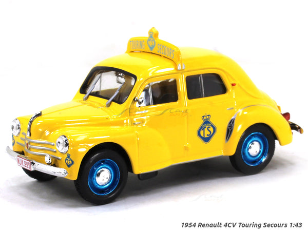 1954 Renault 4CV Touring Secours 1:43 diecast scale model car