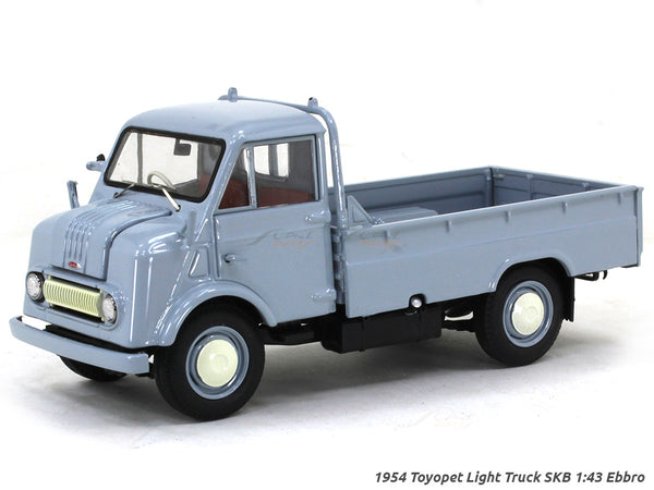 1954 Toyopet Light Truck SKB 1:43 Ebbro scale model truck