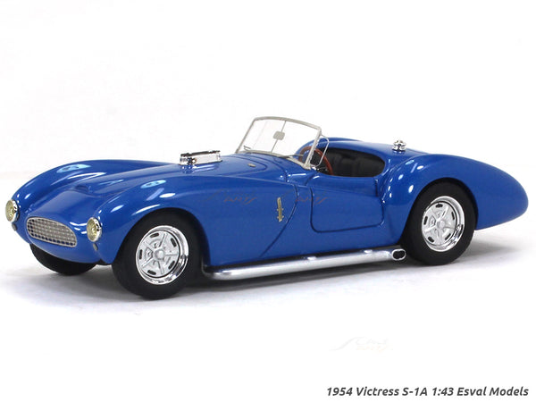 1954 Victress S-1A 1:43 Esval models scale model car