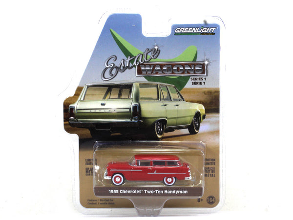 1955 Chevrolet Two Ten Handyman 1:64 Greenlight diecast Scale Model car