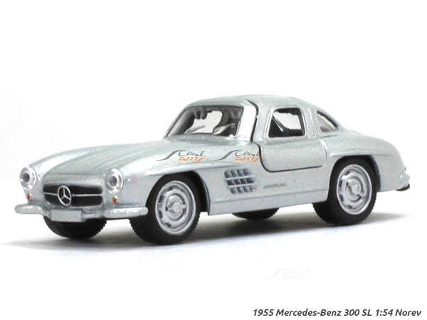 Mercedes-Benz 300SL 1:54 Norev diecast scale model car