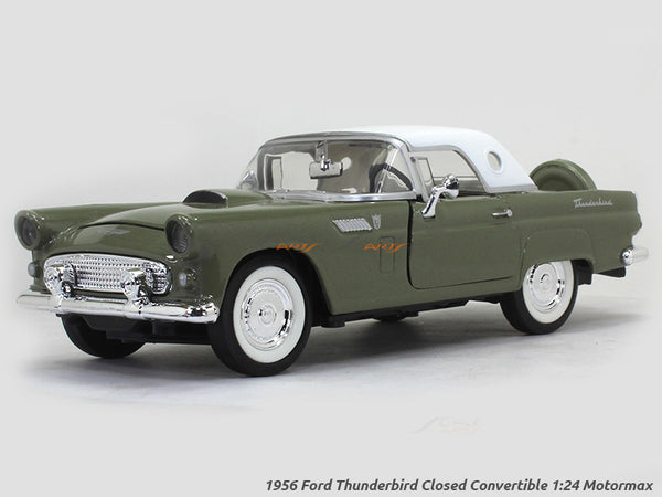 1956 Ford Thunderbird Closed Convertible