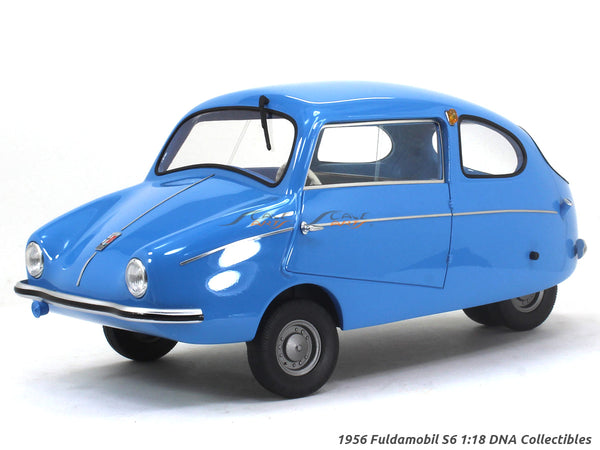 1956 Fuldamobil S6 1:18 DNA Collectibles hobby model car