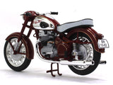 1956 Jawa 500 OHC 1:18 Abrex diecast Scale Model Bike