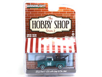 1956 Ford F100 with Drop-In Tow hook green 1:64 Greenlight diecast Scale Model car