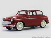 1957 Lloyd Alexander TS 1:18 Revell diecast Scale Model car
