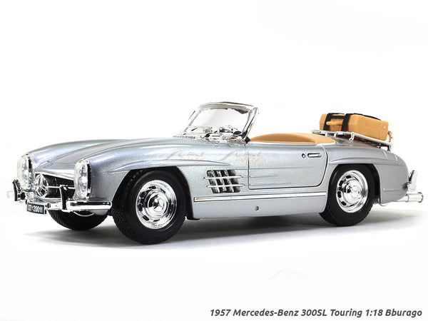 1957 Mercedes-Benz 300SL Touring 1:18 Bburago diecast Scale Model car