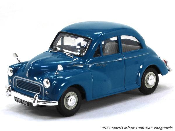 1957 Morris Minor 1000 1:43 Corgi Vanguards diecast Scale Model Car