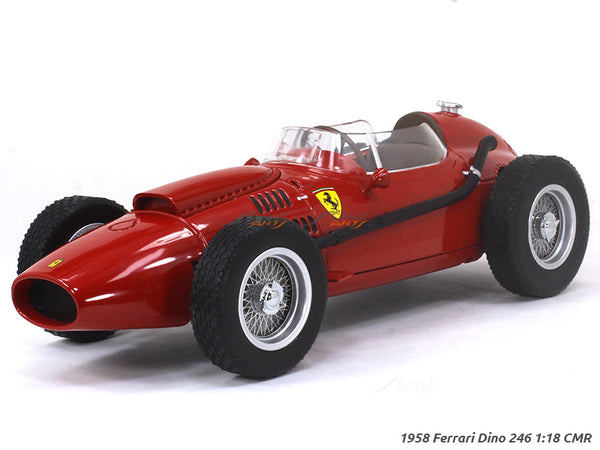 1958 Ferrari F1 Dino 246 1:18 CMR diecast Scale Model Car