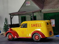 1958 Fiat 1100 E Van Shell 1:43 Brumm diecast scale model car