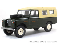 1959 Land Rover 109 Pickup Series II closed 1:18 MCG diecast Scale Model Car