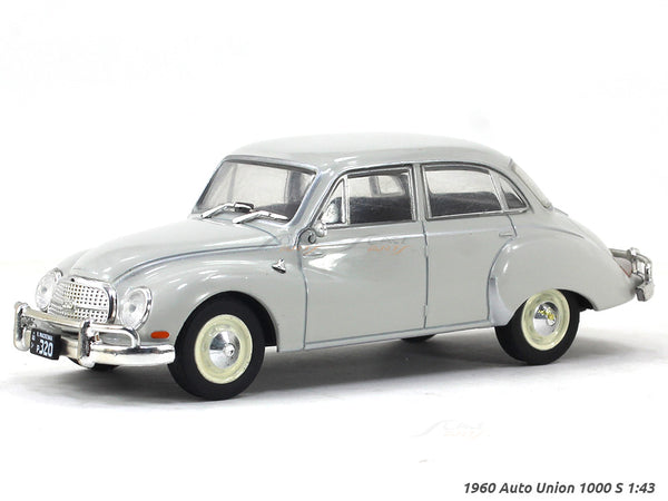 1960 Auto Union 1000 S 1:43 diecast Scale Model Car