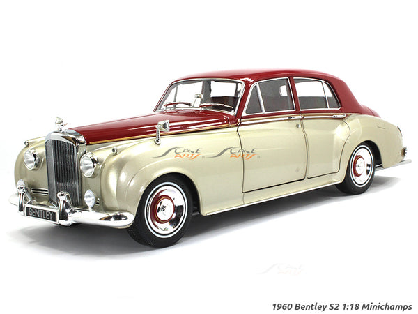 1960 Bentley S2 1:18 Minichamps diecast Scale Model Car