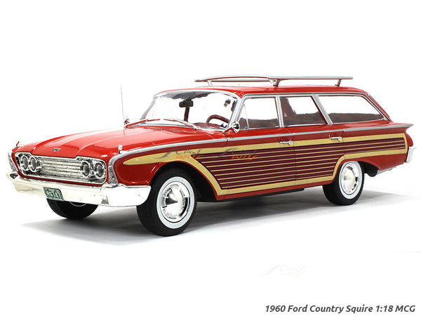 1960 Ford Country Squire 1:18 MCG diecast Scale Model Car