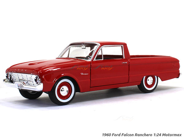 1960 Ford Falcon Ranchero 1:24 Motormax diecast scale model car