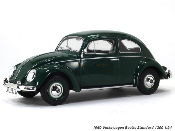 1960 Volkswagen Beetle Standard 1200 1:24 diecast scale model car
