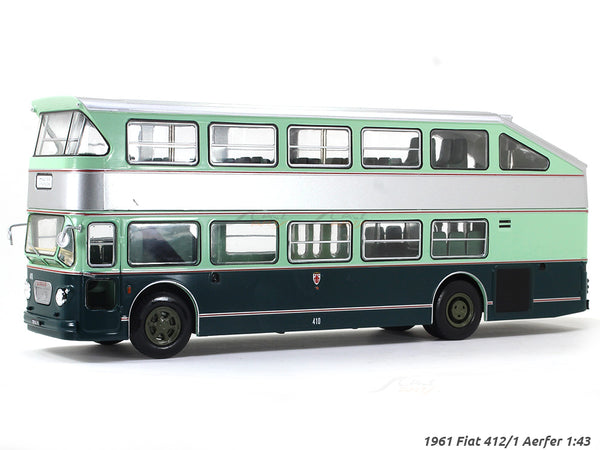 1961 Fiat 412/1 Aerfer 1:43 diecast Scale Model Bus