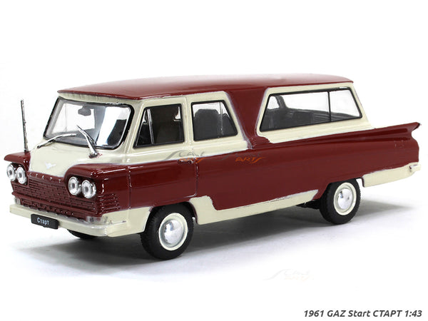 1961 GAZ Start CTAPT 1:43 diecast Scale Model Car