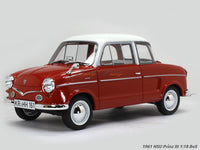 1961 NSU Prinz III 1:18 BoS Scale Model Car