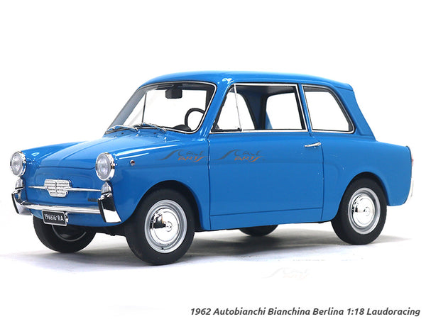 1962 Autobianchi Bianchina Berlina 1:18 Laudoracing Scale Model car