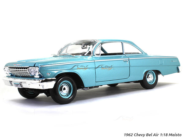 1962 Chevy Bel Air 1:18 Maisto diecast Scale Model car