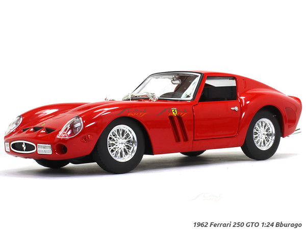 1962 Ferrari 250 GTO 1:24 Bburago diecast Scale Model car