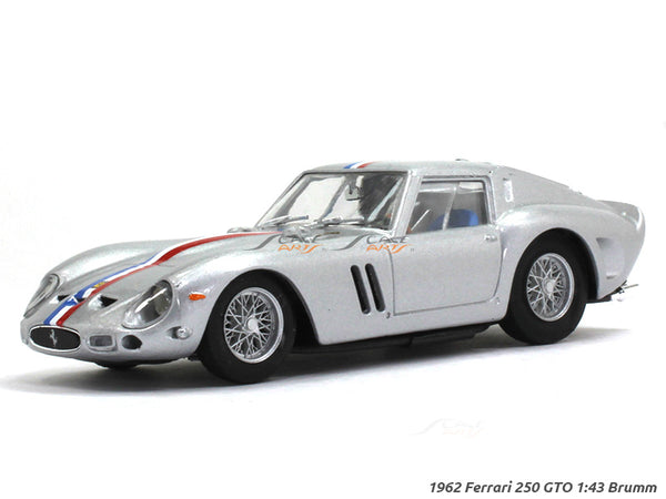 1962 Ferrari 250 GTO 1:43 Brumm diecast Scale Model Car