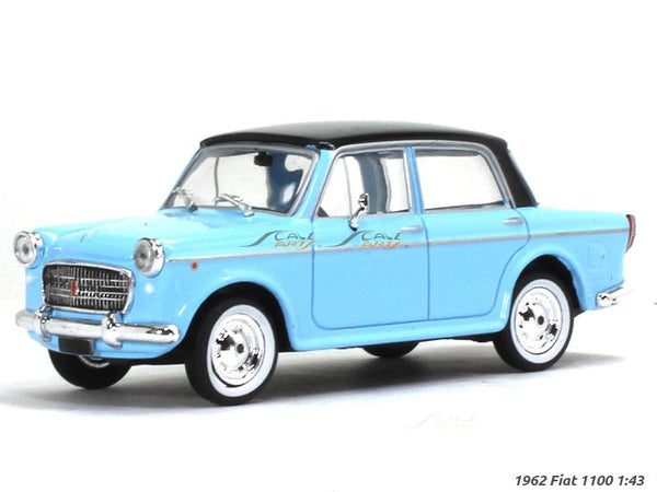 1962 Fiat 1100 (Premier Padmini) 1:43 Starline diecast Scale Model Car