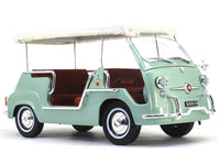 1962 Fiat 600D Multipla 1:18 Unique Replicas diecast Scale Model car