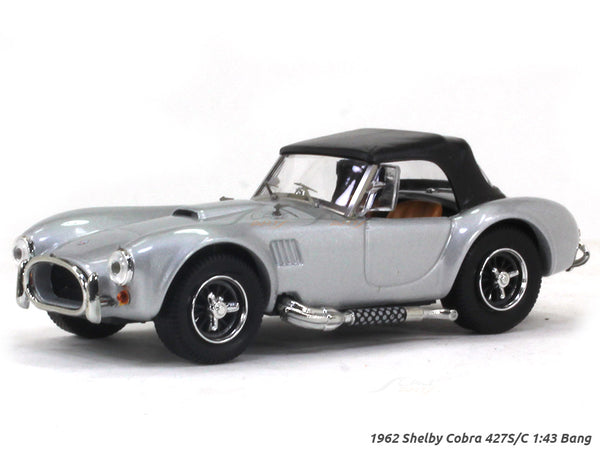 1962 Shelby Cobra 427S/C 1:43 Bang diecast Scale Model Car