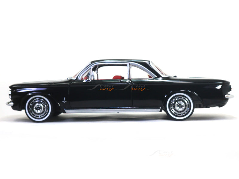 1963 Chevrolet Corvair Coupe 1 18 Sunstar Diecast Scale