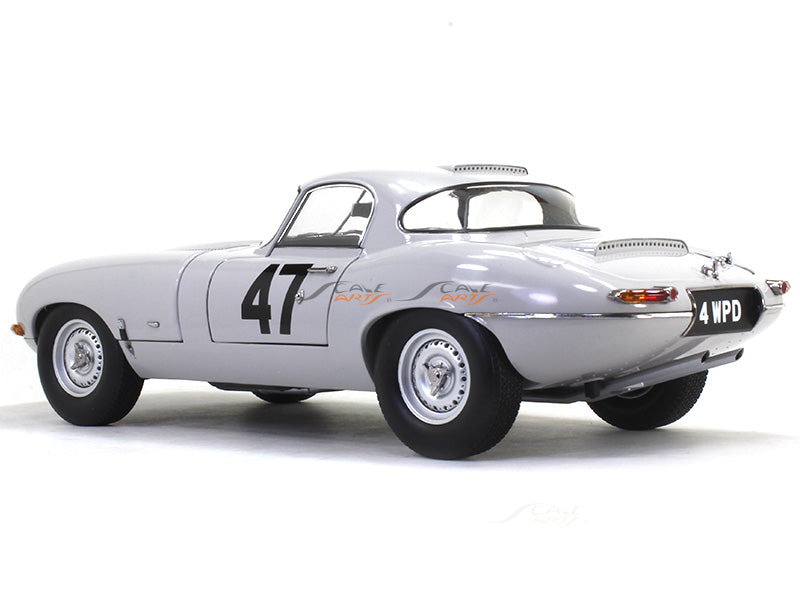 1963 Jaguar E Type Lightweight 1 18 Paragon Diecast Scale