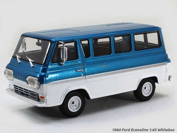 1964 Ford Econoline 1:43 Whitebox diecast Scale Model Car