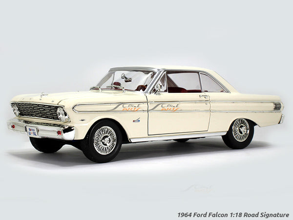 1964 Ford Falcon 1:18 Road Signature Yatming diecast scale model car