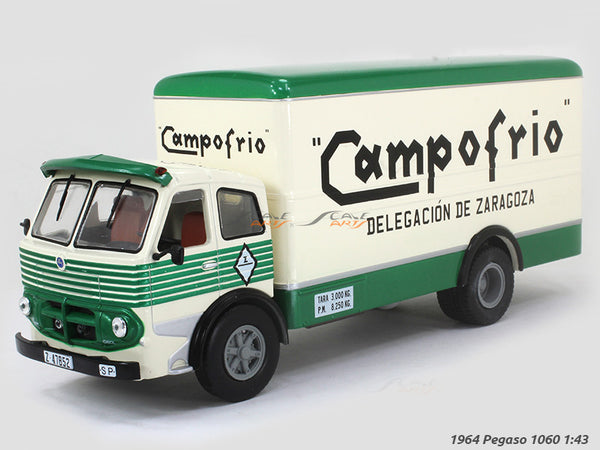 1964 Pegaso 1060 1:43 diecast Scale Model Truck
